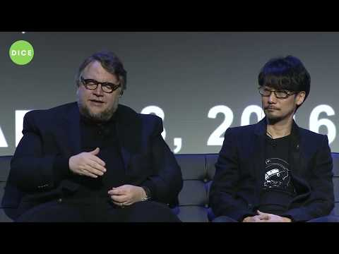Hideo Kojima and Guillermo del Toro, moderated by Geoff Keighley - D.I.C.E. Summit 2016
