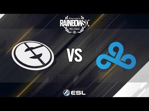 Rainbow Six Pro League - Season 8 - NA - Evil Geniuses vs. Cloud9 - Week 12