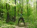 WYCIECZKA Nr 813 - Niebieski szlak w Lesie Łagiewnickim