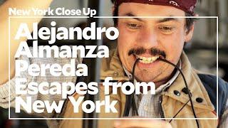 "Alejandro Almanza Pereda Escapes from New York   ART21 ""New York Close Up"""