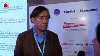 Ergun Özen Özel Röportaj UEZ2013