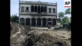NICARAGUA: EARTHQUAKE VICTIMS STILL LIVE IN SQUALOR 20 YEARS ON