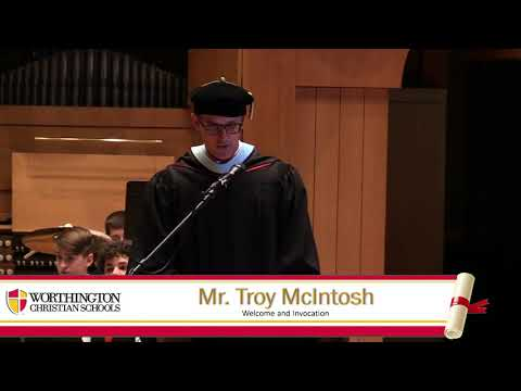 2019 05 26 The 43rd Annual Worthington Christian School Commencement