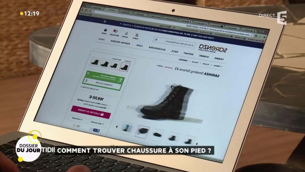 Comment acheter des chaussures sur internet for Acheter plante sur internet