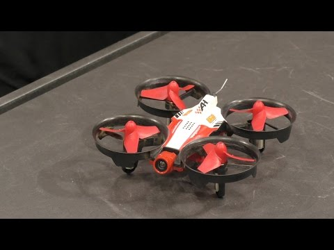 Air Hogs DR1 FPV Race Drone, New For Fall 2017, First Look Toy Fair 2017