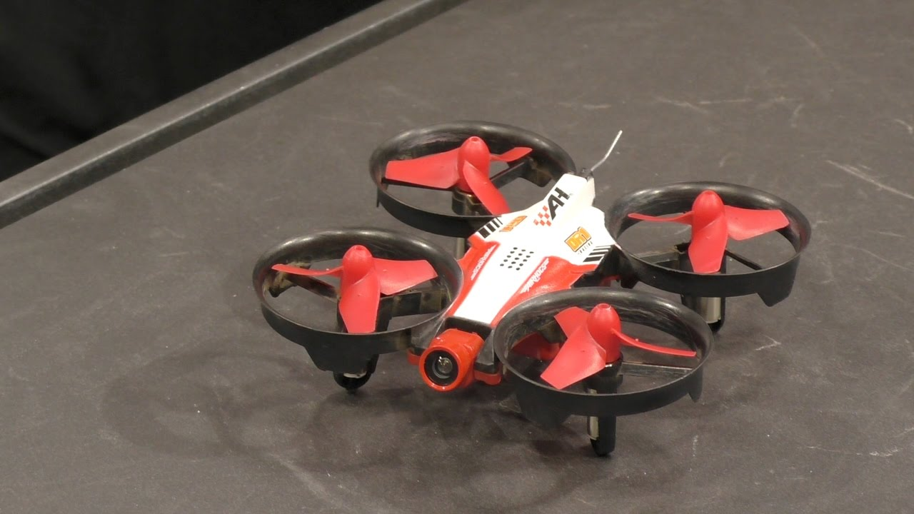 Air Hogs DR1 FPV Race Drone New For Fall 2017 First Look Toy Fair