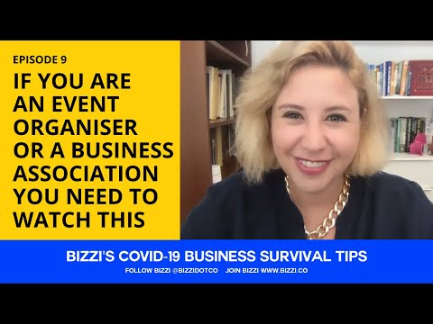 EP 9  - IF YOU ARE AN EVENT ORGANISER OR A BUSINESS ASSOCIATION YOU NEED TO WATCH THIS.