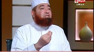 """بوضوح - الشيخ محمود المصرى .. ملك الموت ليس أسمه """"عزرائيل"""" أسمه ملك الموت"""