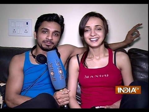 Jhalak Dikhhla Jaa: Tic-tac with Sanaya Irani - India TV