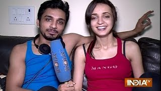 Jhalak Dikhhla Jaa: Tic-tac with Sanaya Irani - India TV