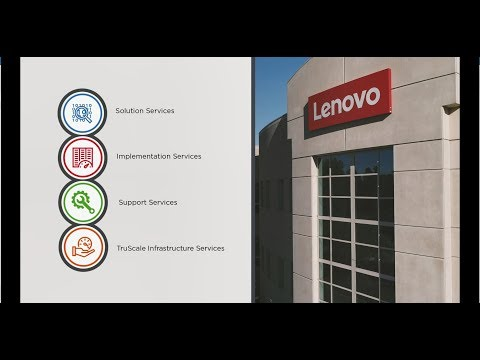Customer Stories: Lenovo Data Center Services