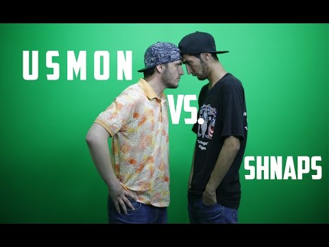 Видео Battle Usmon vs.  Shnaps (RAP.TJ)