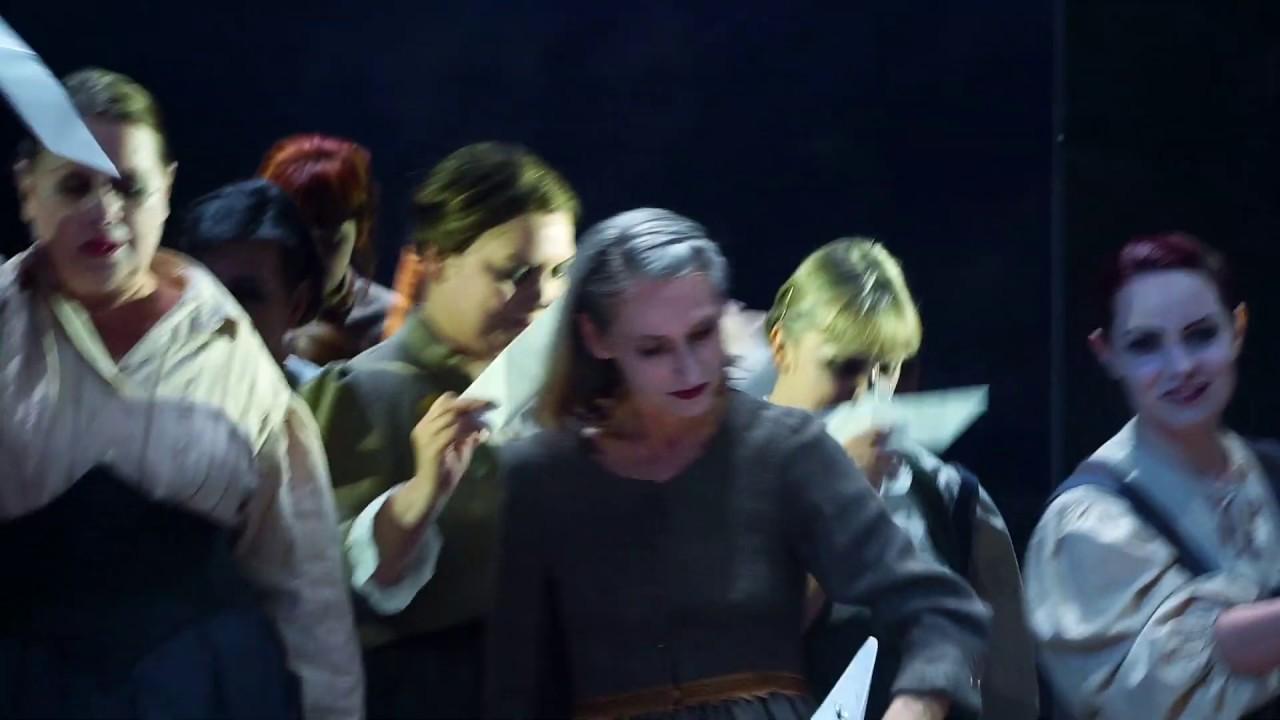 Der fliegende Holländer l Teaser l Staatstheater Cottbus