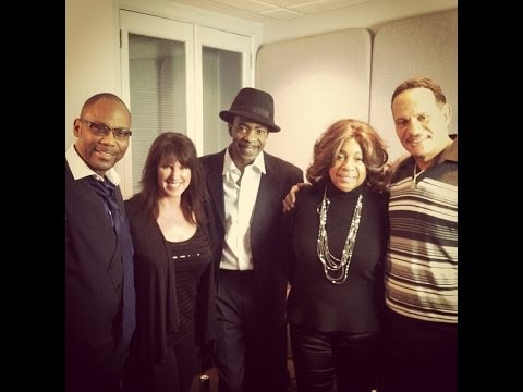 Mary Wilson and The Four Tops Interview 2014