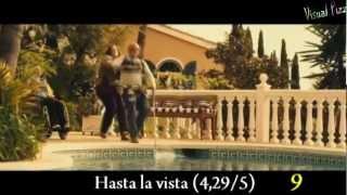 LES MEILLEURS FILMS DE 2012 (TOP 10)