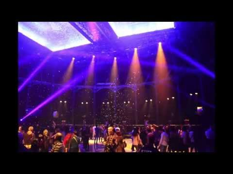 Fuerza Bruta London - Roundhouse 2014