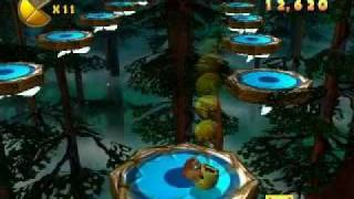 Pac-Man World 2 (PC) - B-Doing Woods (100%)