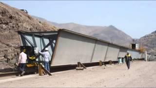 Incremental Launching Of Steel Box Girder