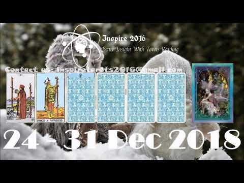 december 24 2019 tarot reading