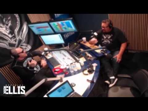 Fletcher Dragge of Pennywise on The Jason Ellis Show