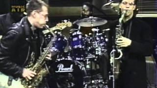 John Zorn, David Sanborn, Marcus Miller - Snagglepuss - 1988, Live @ Night Music