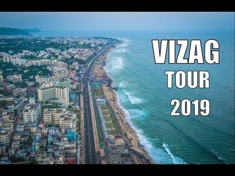 Vizag City Tour    Andhra Pradesh    2019   Debdut YouTube