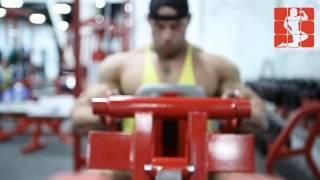 Тренировка спины с Алексеем Шабуней в LION Crocus