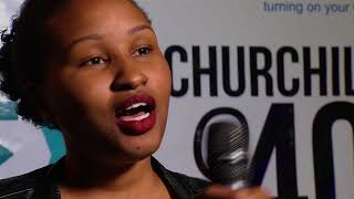 CHURCHILL AT 40 Edition
