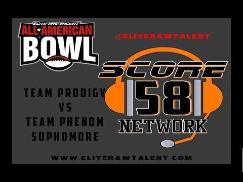 All-American Bowl Sophomore Game 2019 KO 2:30 Pm