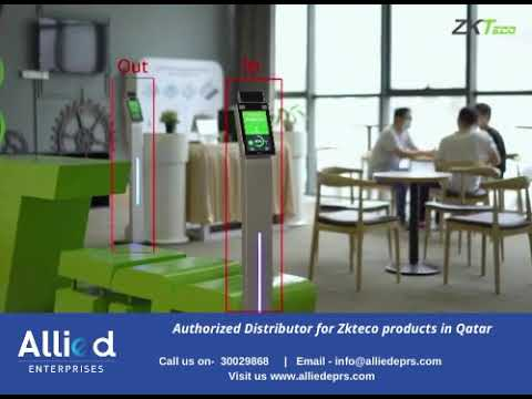 Allied Enterprises   ZKTECO dealer in Qatar for Time Attendance System & Access Control
