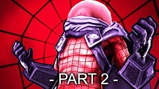 MYSTERIO Last Boss Issue 6 Ending, Gameplay Part 2 | Spider-Man Unlimited