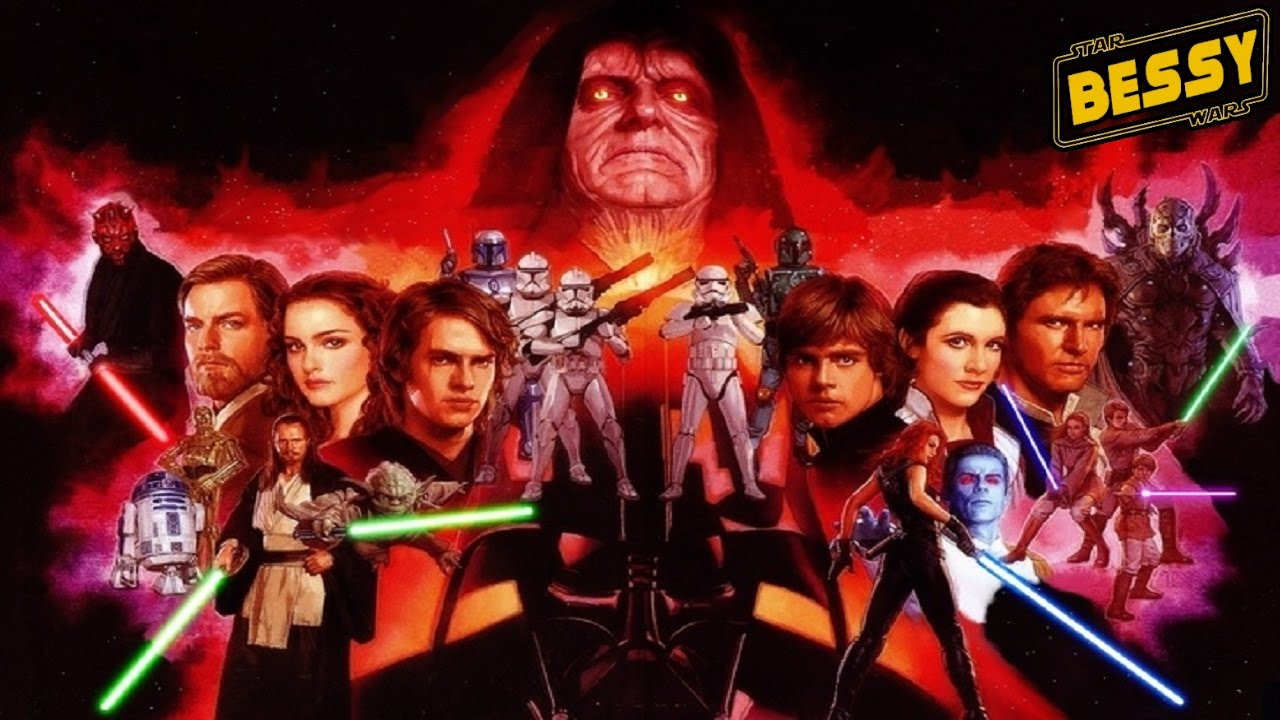Does Heaven or Hell Exist in Star Wars? - Explain Star Wars (BessY) -  YouTube