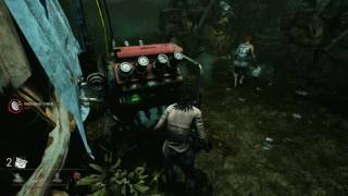 Dead By Daylight] Multi survival horror - part 2