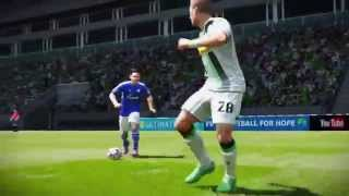 "Beck ""Dreams"" in FIFA 16"