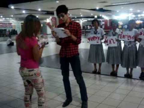 Will You Be My Girlfriend A Valentine Proposal Youtube