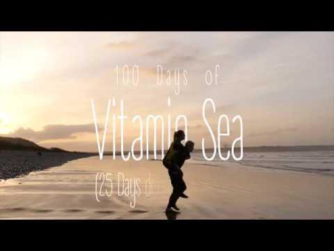 100 Days of Vitamin Sea - 25 Day Trailer