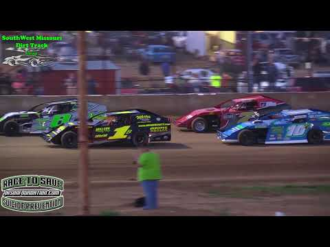 Heat Races all Class - Lebanon Midway Speedway 08-03-2018