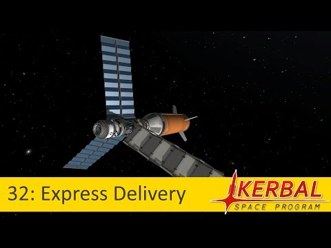 32: Express Delivery (Convert-o-Tron)