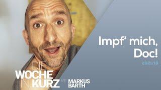 Markus Barth – Impf' mich, Doc!