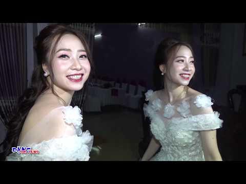 Đám cưới cô dâu xinh như hoa hậu tại Lạc Sơn - Hòa Bình