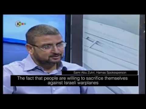 Hamas Spokesperson Encourages Use of Human Shield