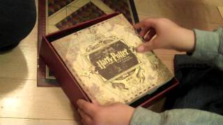 Harry Potter Box Opening of Wizard Limited Edition Collection!