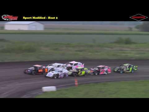 Sport Modified -- 8/19/17 -- Park Jefferson Speedway