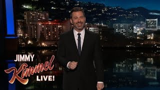 Jimmy Kimmel's 4-Year-Old Daughter Can't Keep a Secret