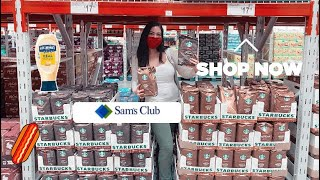 WHAT TO BUY AT SAMS CLUB  | WALK THROUGH | SAMS CLUB BULK BUYING | DISCOUNT SHOPPING+MORE