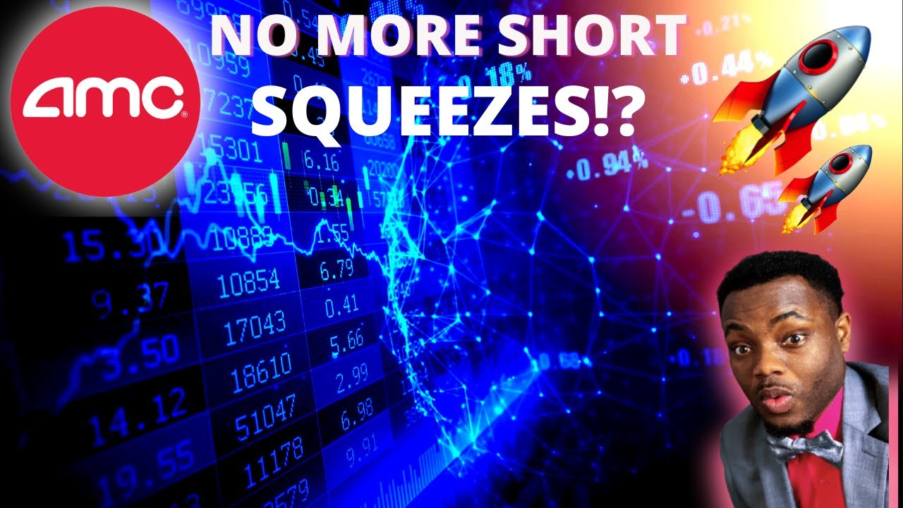 AMC Stock - The End Of MASSIVE Short Squeezes!?