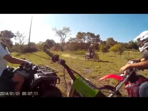 Trail Riding in Southern France