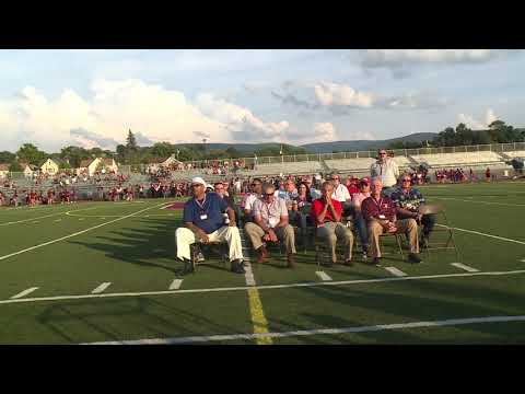 2018 Uniontown High School Hall of Fame Induction Ceremony