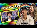 BTS Being Chaotic Crackheads in Award Shows - Couples React