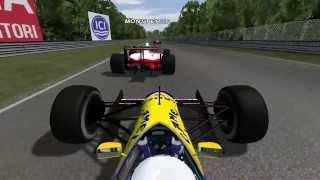 Comparativa vueltas rápidas, Monza F1-1991 Rfactor (MotorJesus-Motor Discipline